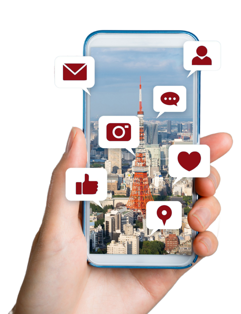 Hand Holding Phone| Digital Marketing Philadelphia And Video Marketing Philadelphia | field1post.com