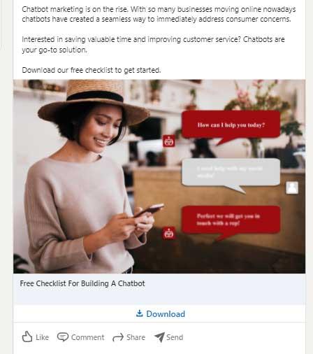 Woman Holding Phone | Social Media Marketing Philadelphia| field1post.com
